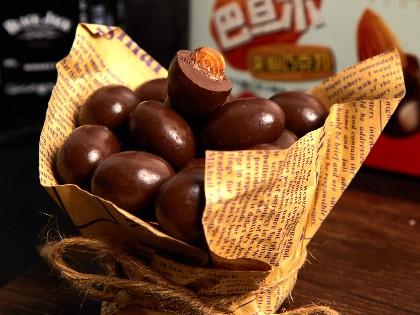 喜欢哪个戳2下!巧克力推荐5颗星
