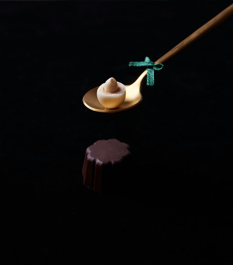 花生夹心巧克力