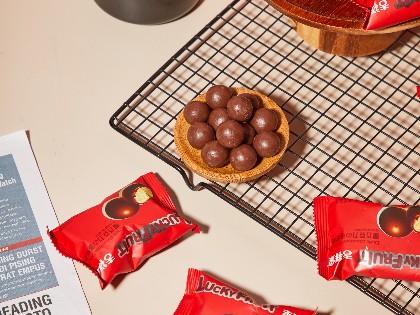 麦丽素巧克力豆