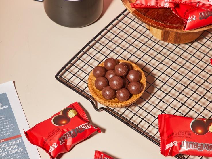 如何让终端更好的动销,巧克力糖果批发经销商看过来
